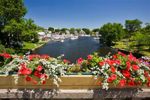 Pawtuxet Village Walking Tour