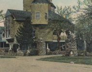 The Tower House, Longmeadow