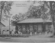 Conimicut Trolley Station
